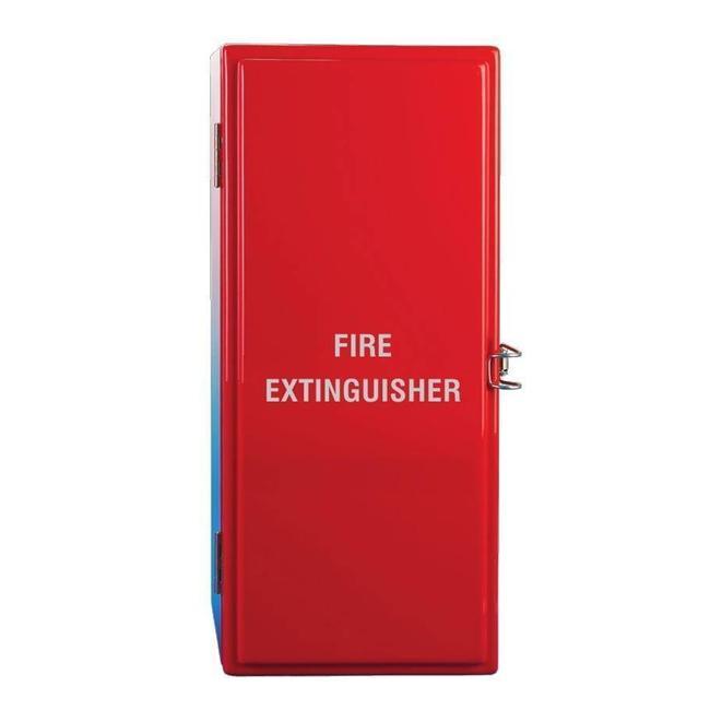 Brandbeveiligingshop Polyester beschermdoos 6kg/l