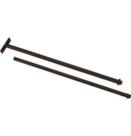 Verstelbare lengtebeugel voor plafondbrandblusser