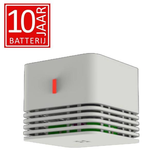 HAAY HAAY ForLife mini rookmelder met 10-jarige batterij