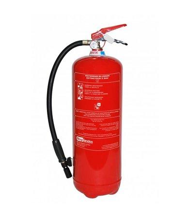 Mobiak Waterbrandblusser 9l (A) permanente druk