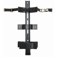 Metalen brandblushouder heavy duty 5-12kg/l