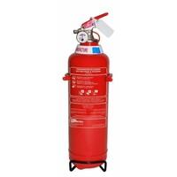 Mobiak Poederbrandblusser voor voertuigen 1kg met BENOR V-label (ABC) permanente druk