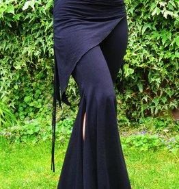 Tanzhose aus Baumwolle in schwarz