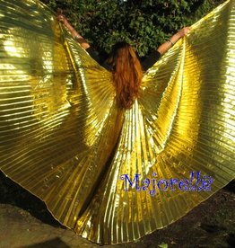 Schöne Isis Wings in Gold