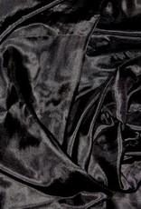 Seiden schleier in schwarz