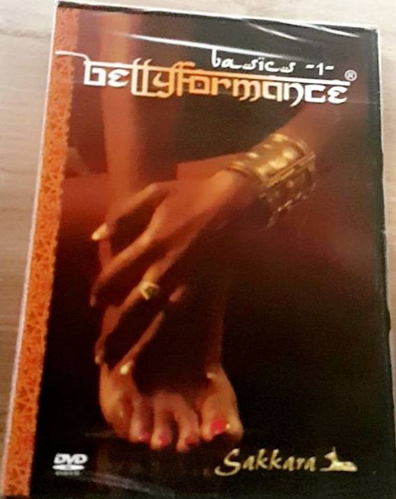 Bellyformance-DVD Basics 1