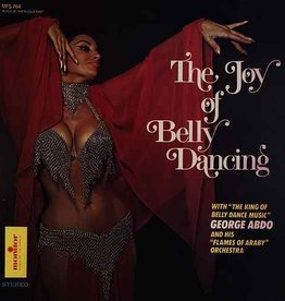 CD George Abdo - The joy of Bellydancing