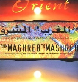 CD From Maghreb to Mashreq