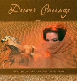 CD Desert Passage by Ibrahim Hassan
