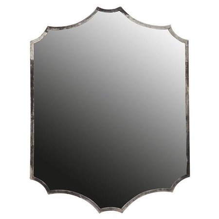 BePureHome Gorgeous Too Wandspiegel  Antiek Zilver - 51x5xH70 cm
