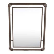 Wandspiegel Industrieel- 40x3xH53 cm