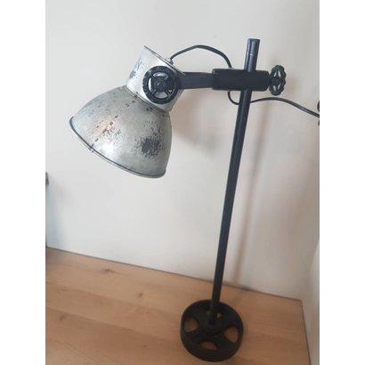 Tafellamp wiel