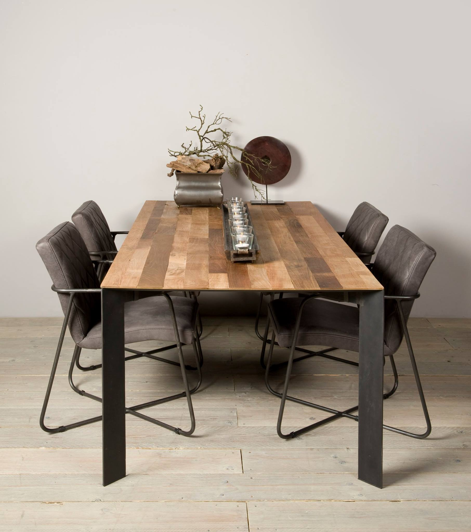 Tafel Firma Hout & Staal