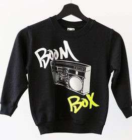 6Teps Sweater 'Boom Box'