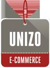 Unizo E-commerce Label.