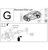 LiquidSi Remote Filler Set
