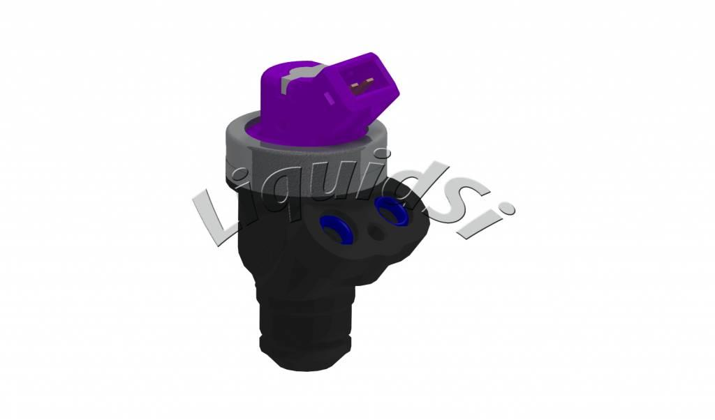 LiquidSi Iniettore | 1 cilindro