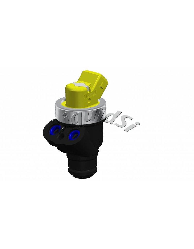 LiquidSi Inyector | 1 cilindro