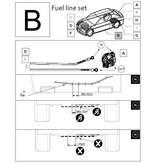 LiquidSi Conduite Carburant