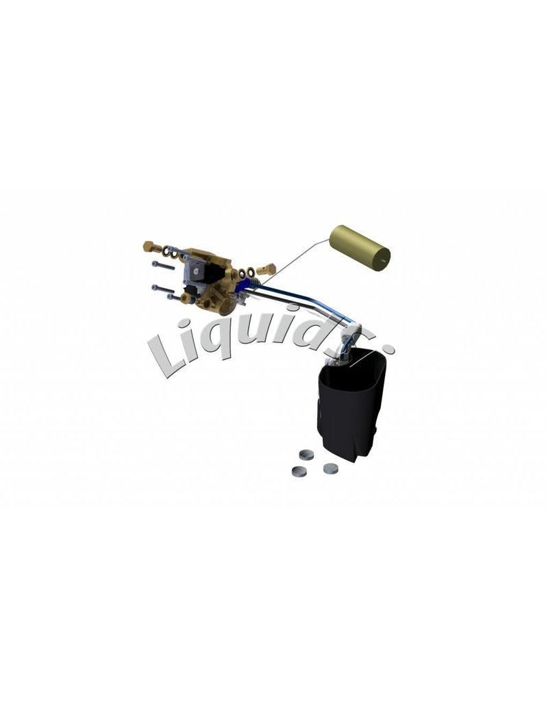 LiquidSi Módulo de llenado PTS70 | Depósito toroidal