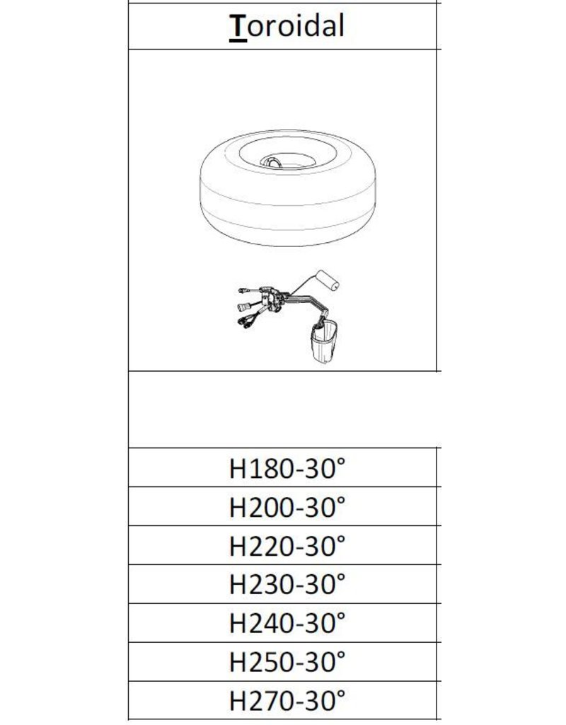 LiquidSi Fuel Module-PTS70 | Toroidal Tank