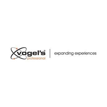 Vogel's SET TD/D 1565 Black 158 cm Verrijdbare TV Standaard