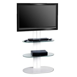 L&C Design Totem 1500 Base Wit TV Standaard