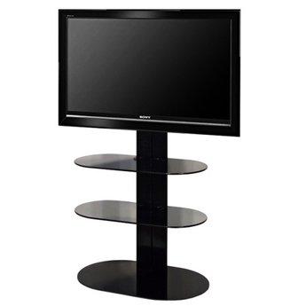 L&C Design Totem 1500 Base Zwart TV Standaard