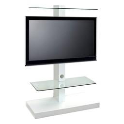 L&C Design Jolly Tower 2 Wit TV Standaard