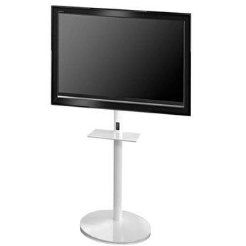 L&C Design Pedestal Maxi Wit TV Standaard