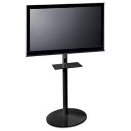 L&C Design Pedestal Maxi Zwart TV Standaard