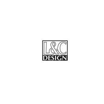 L&C Design Cloud TV Standaard Zwart