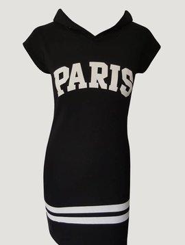 Paris Dress Black