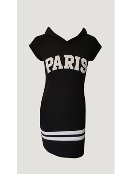 Paris Dress Black