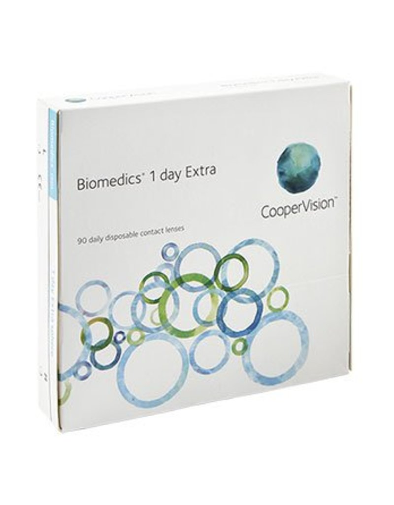 Biomedics 1-Day Extra 90er Box