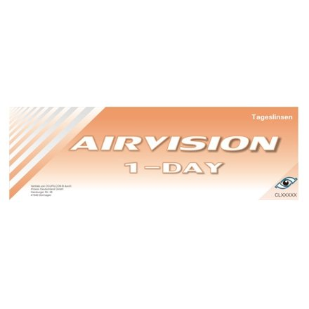Airvision 1-Day 30er Box (Biomedics Extra)