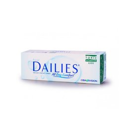 Focus Dailies All Day Comfort Toric 30er Box