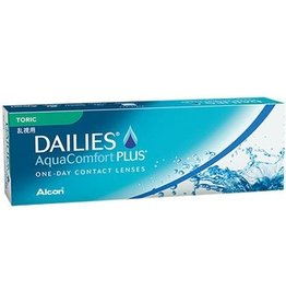 Focus Dailies Aqua Comfort Plus Toric 30er Box