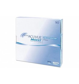 Acuvue 1-Day Moist for Astigmatism 90er Box