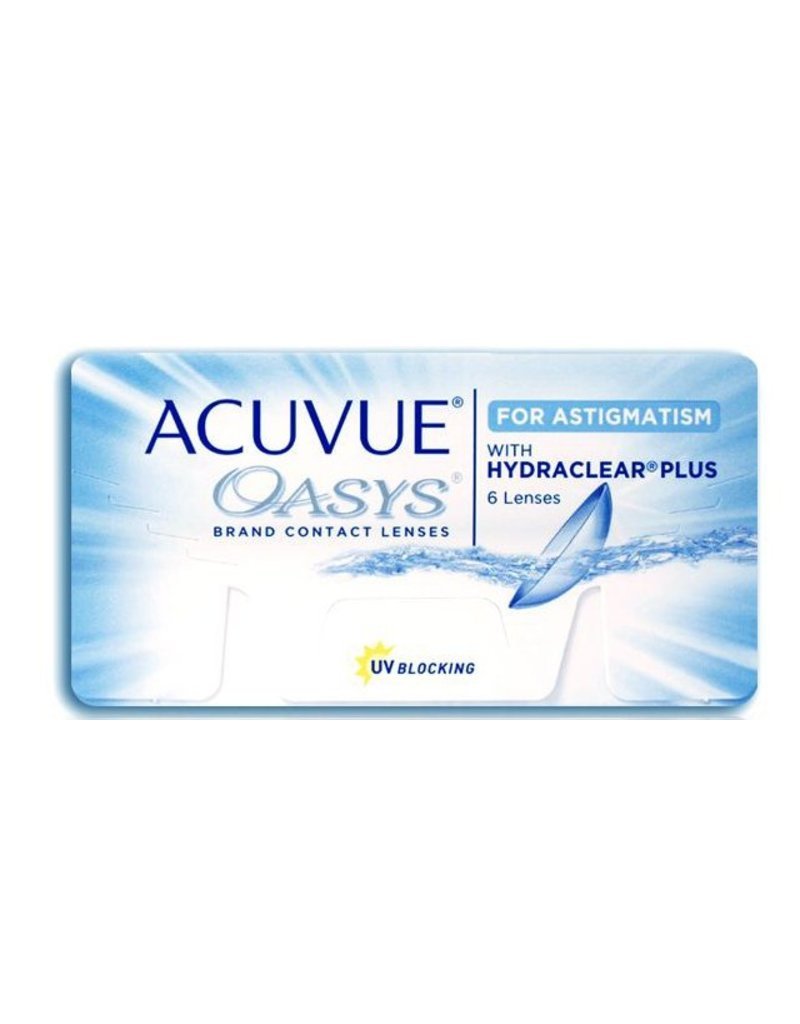 Acuvue Oasys for Astigmatism 6er Box