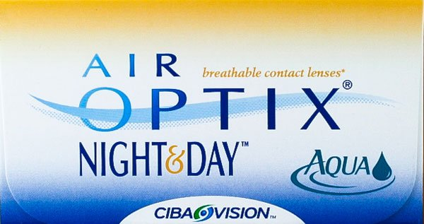 Air Optix Night&Day Aqua 6er Box
