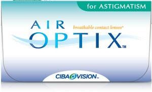 Air Optix for Astigmatism 6er Box