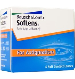 Soflens for Astigmatism 6er Box