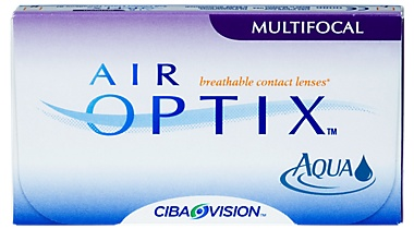 Air Optix Aqua Multifocal 6er Box
