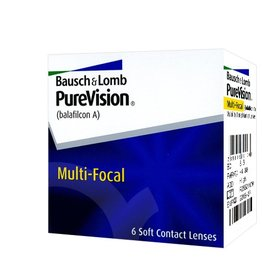 PureVision Multifocal 6er Box