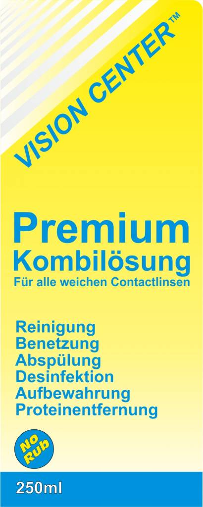Vision Center Premium Kombilösung 250ml
