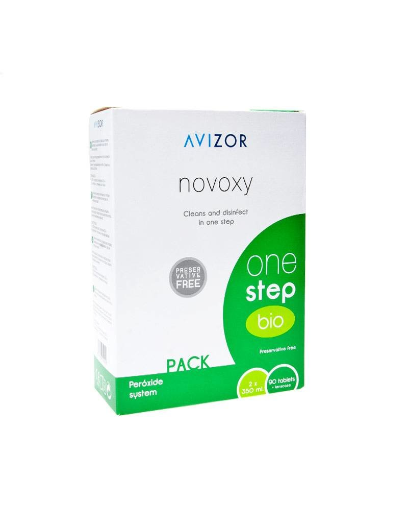 Avizor Novoxy One Step Bio 3-Monatspack (2x350ml)