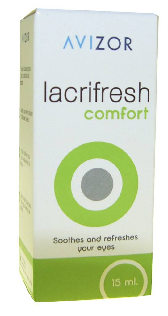 Avizor Lacrifresh Comfort  15ml