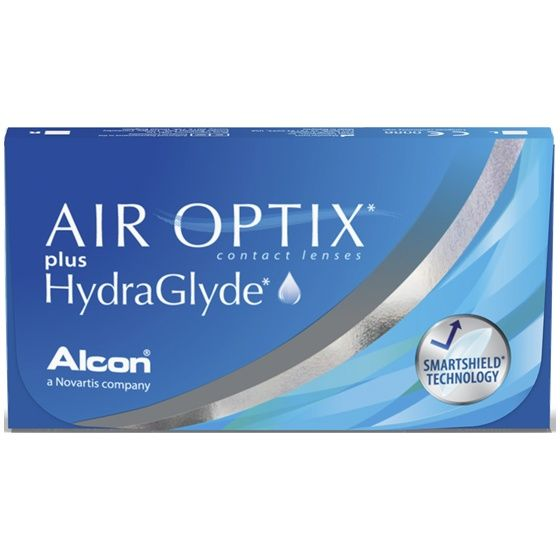 Air Optix plus Hydraglyde 6er Box