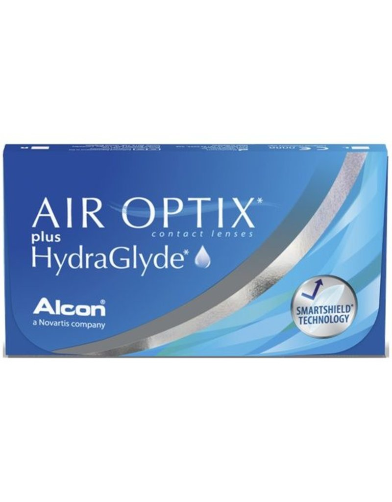 Air Optix plus Hydraglyde 3er Box